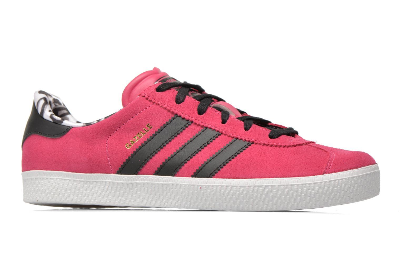 Sneakers Adidas Originals Gazelle 2 J Roze achterkant