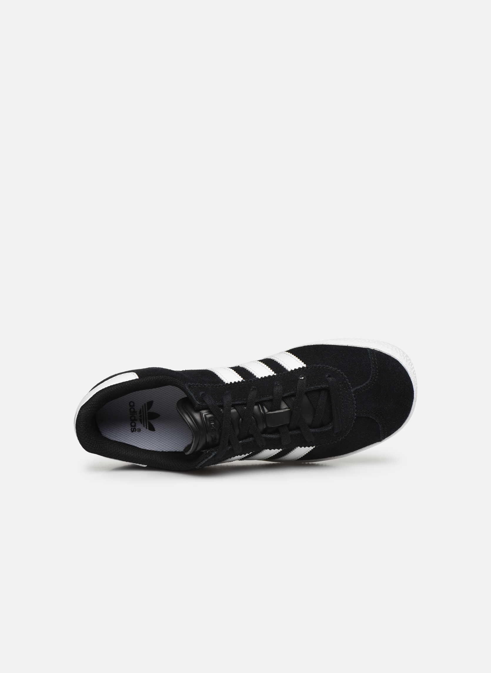 Sneakers Adidas Originals Gazelle 2 J Nero immagine sinistra