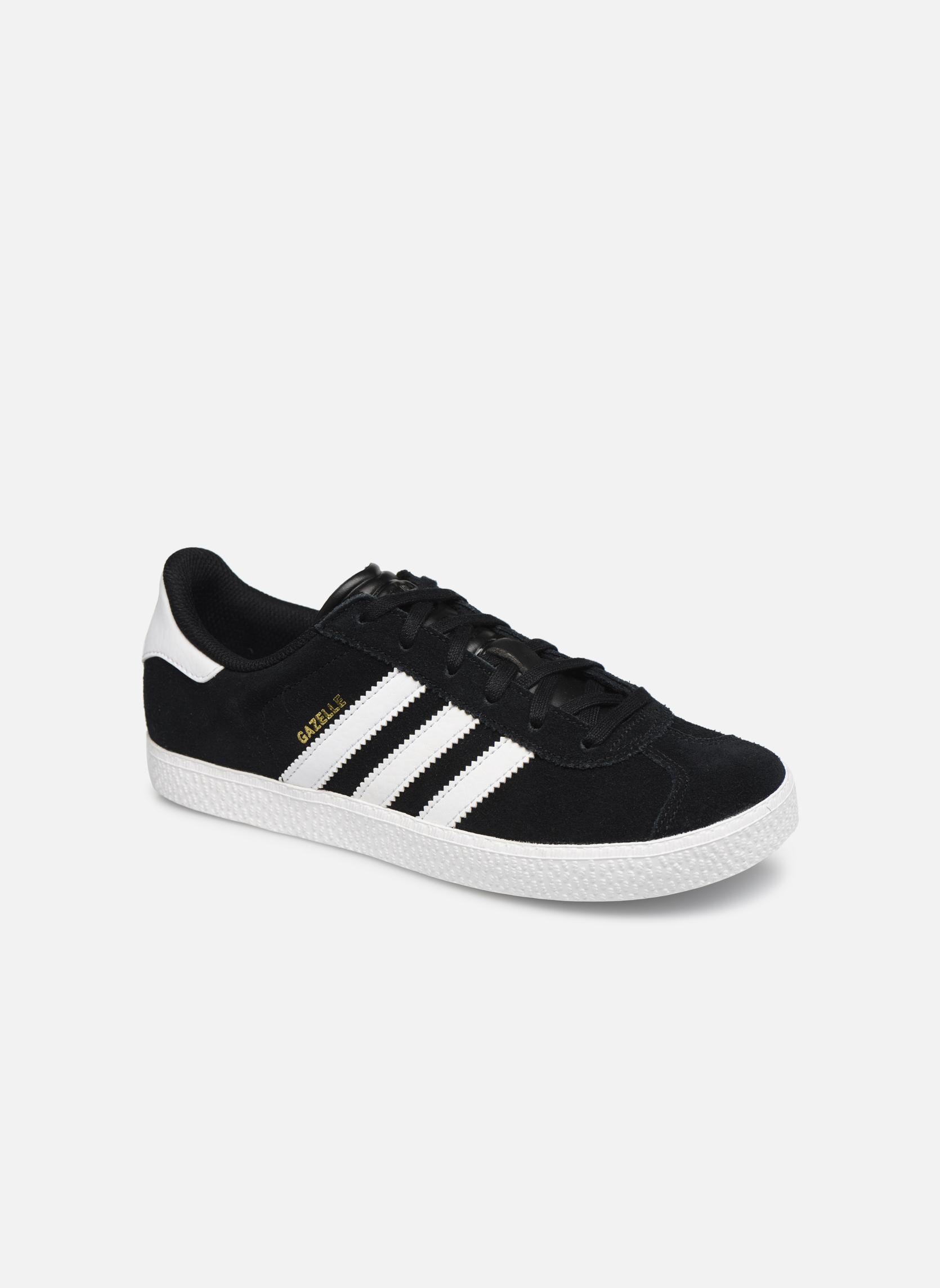 Sneakers Adidas Originals Gazelle 2 J Nero vedi dettaglio/paio