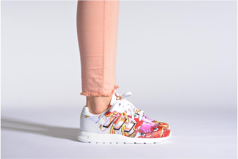 Sneakers Adidas Originals Zx 500 2.0 W Grå se forneden