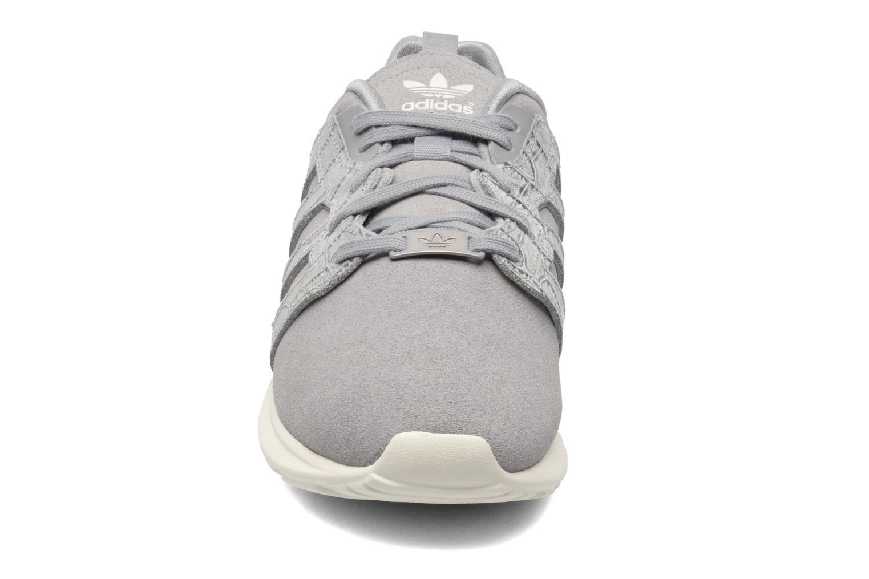 Sneakers Adidas Originals Zx 500 2.0 W Grå se skoene på
