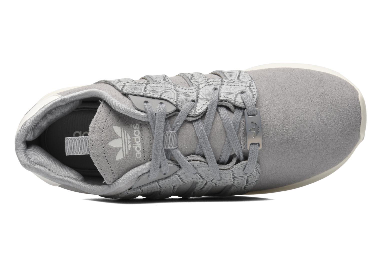 Sneakers Adidas Originals Zx 500 2.0 W Grå se fra venstre