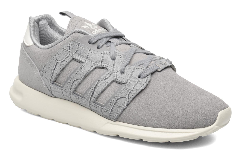 Sneakers Adidas Originals Zx 500 2.0 W Grå detaljeret billede af skoene