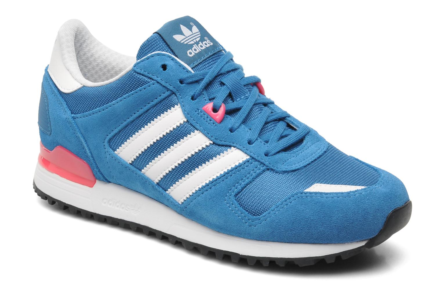 adidas originals dames blauw