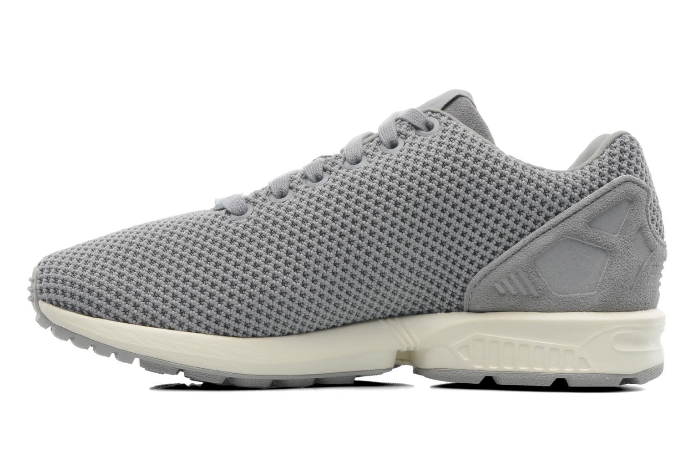 Sneakers Adidas Originals Zx Flux W Grijs voorkant