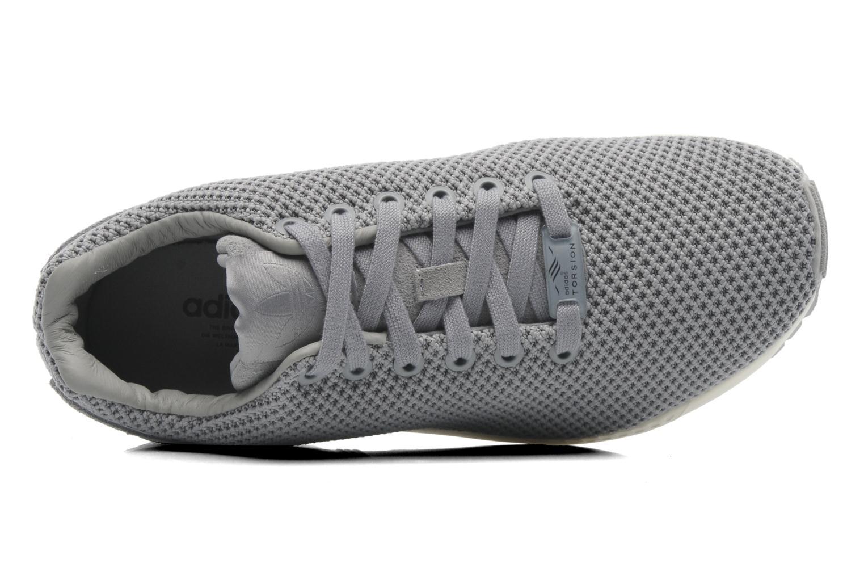Sneakers Adidas Originals Zx Flux W Grijs links
