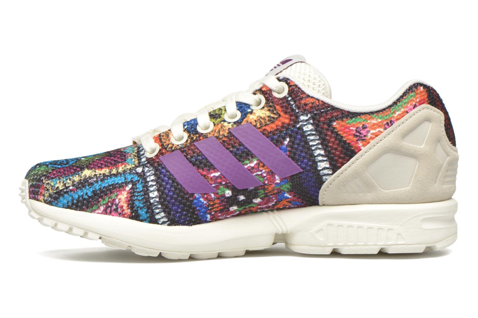 Sneakers Adidas Originals Zx Flux W Multicolor voorkant