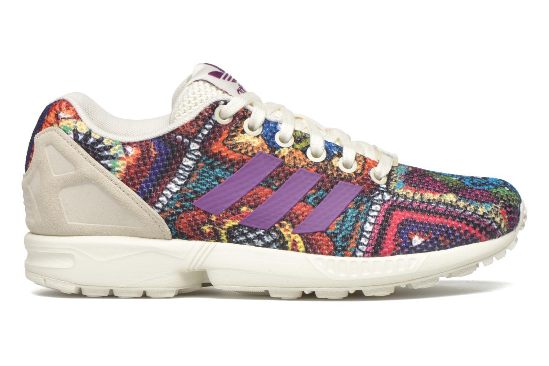 Baskets Adidas Originals Zx Flux W Multicolore vue derrière
