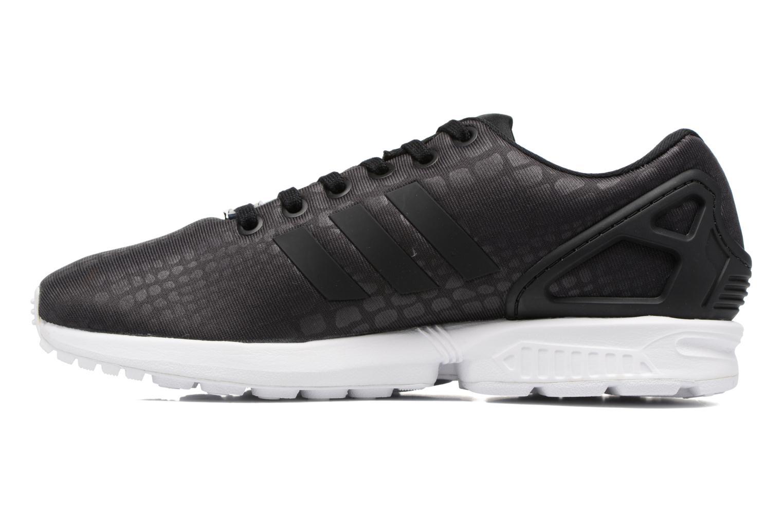 Deportivas Adidas Originals Zx Flux W Negro vista de frente