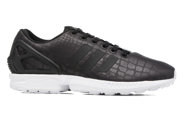 Deportivas Adidas Originals Zx Flux W Negro vistra trasera