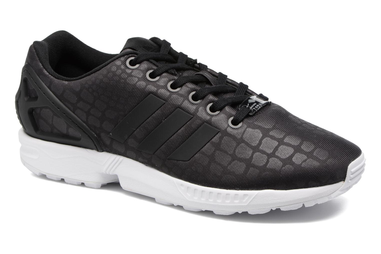 Deportivas Adidas Originals Zx Flux W Negro vista de detalle / par