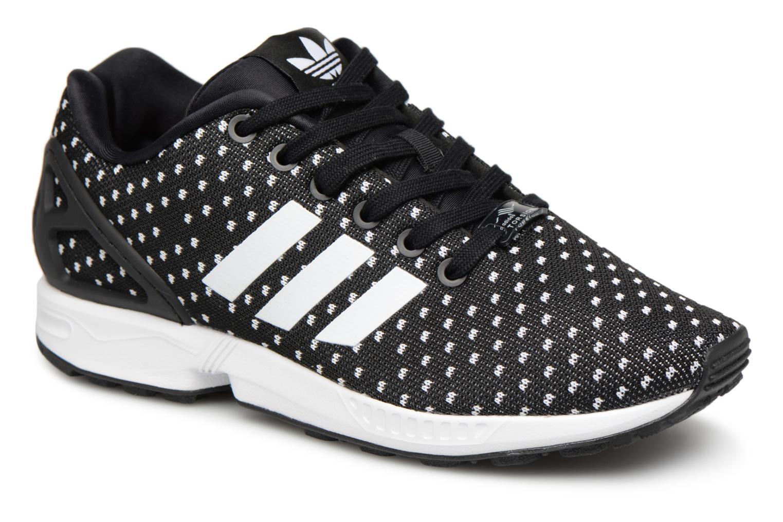 Zapatos promocionales Adidas Originals Zx Flux W (Negro) - Deportivas   Venta de liquidación de temporada