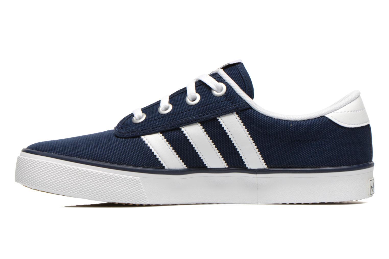 Sneakers Adidas Originals Kiel Blauw voorkant