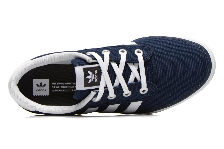 Sneakers Adidas Originals Kiel Blauw links