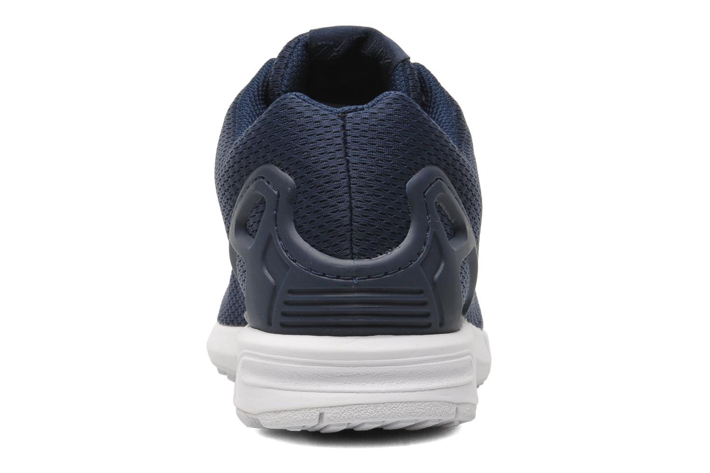 Sneaker Adidas Originals Zx Flux blau ansicht von rechts