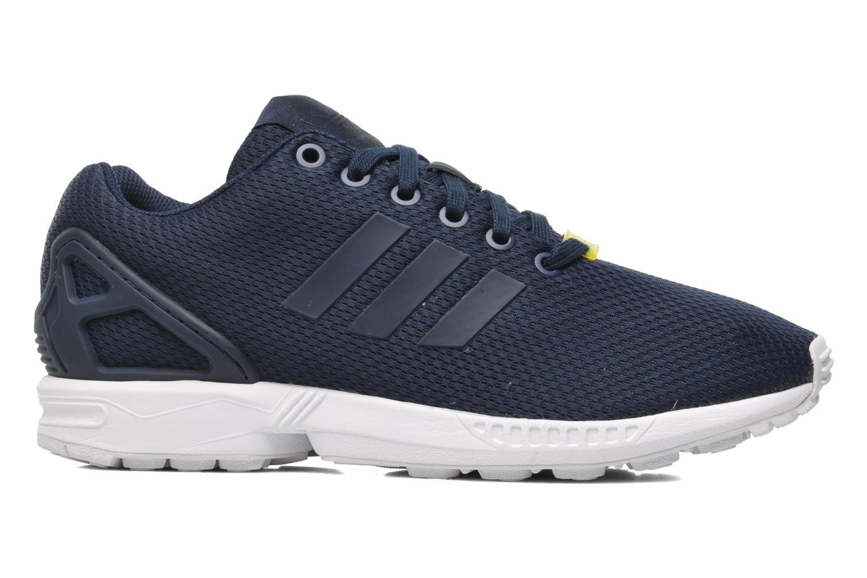 Sneakers Adidas Originals Zx Flux Blauw achterkant