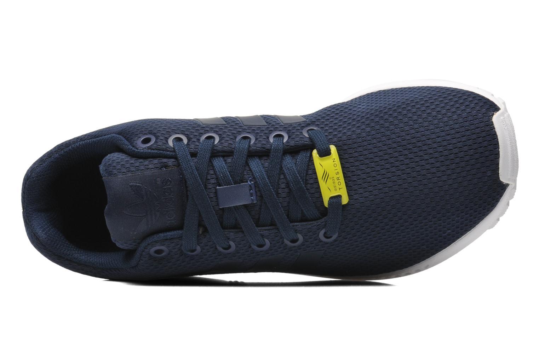Sneaker Adidas Originals Zx Flux blau ansicht von links