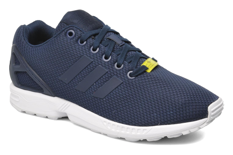 Sneakers Adidas Originals Zx Flux Blauw detail