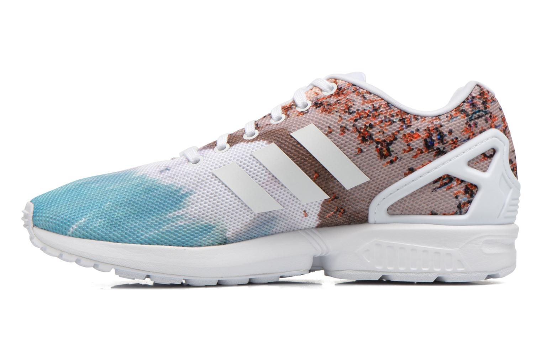 Sneaker Adidas Originals Zx Flux mehrfarbig ansicht von vorne