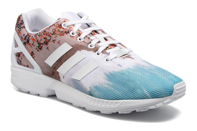Sneaker Adidas Originals Zx Flux mehrfarbig detaillierte ansicht/modell