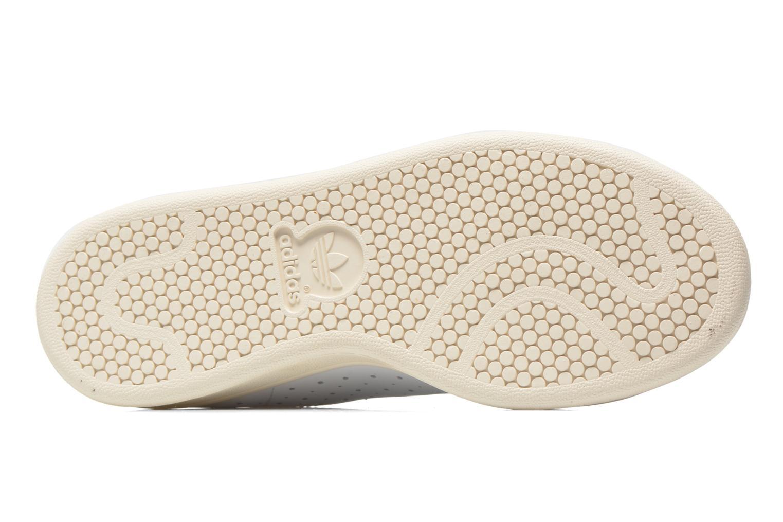 Baskets Adidas Originals Stan Smith W Blanc vue haut