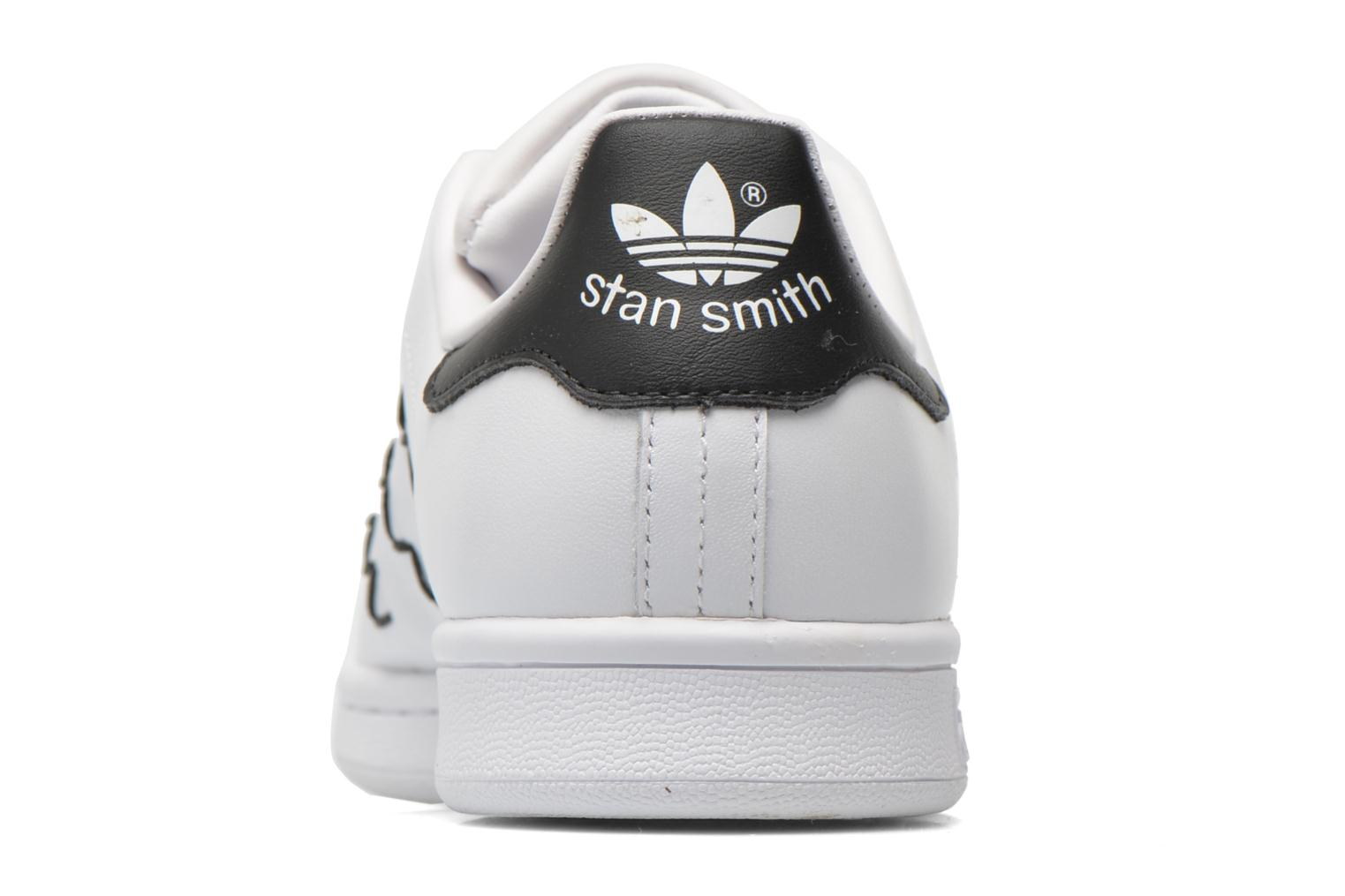 Sneakers Adidas Originals Stan Smith W Wit rechts