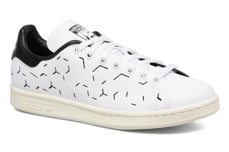 Adidas Originals Stan Smith W (Noir) - Baskets chez Sarenza (307221)