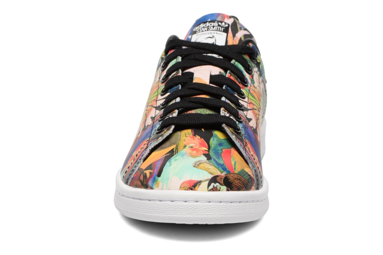 Baskets Adidas Originals Stan Smith W Multicolore vue portées chaussures