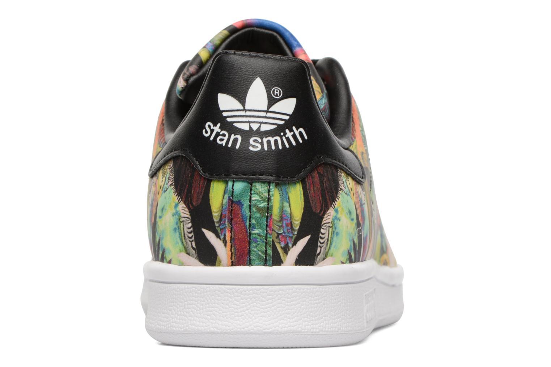 Deportivas Adidas Originals Stan Smith W Multicolor vista lateral derecha