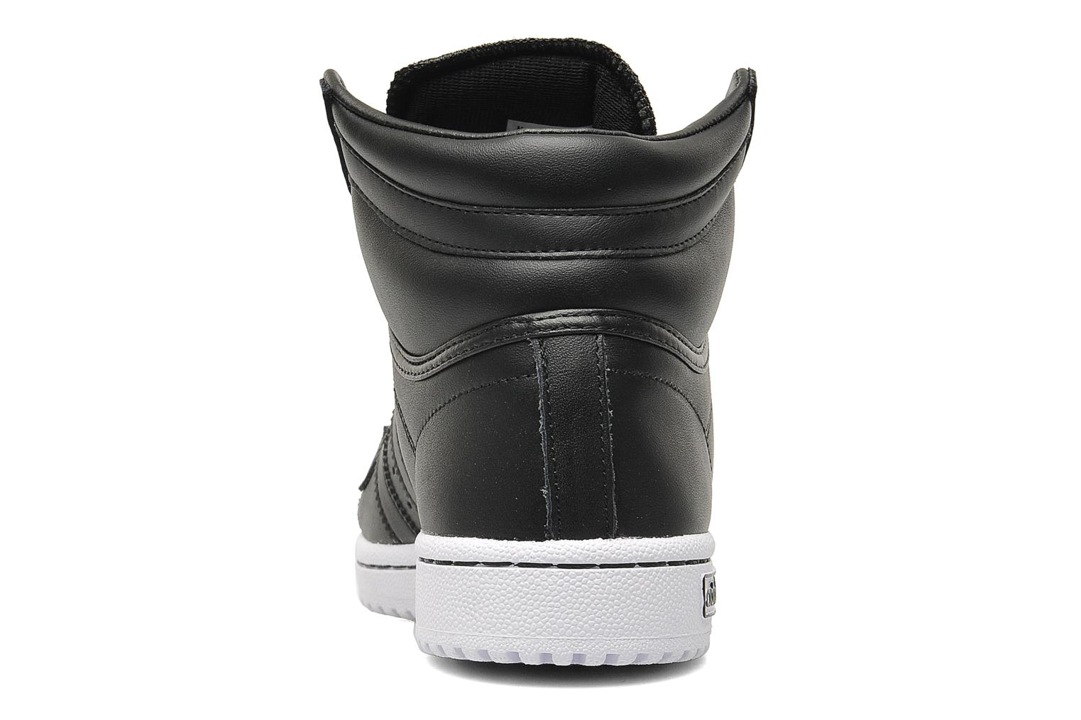 adidas top ten hi black