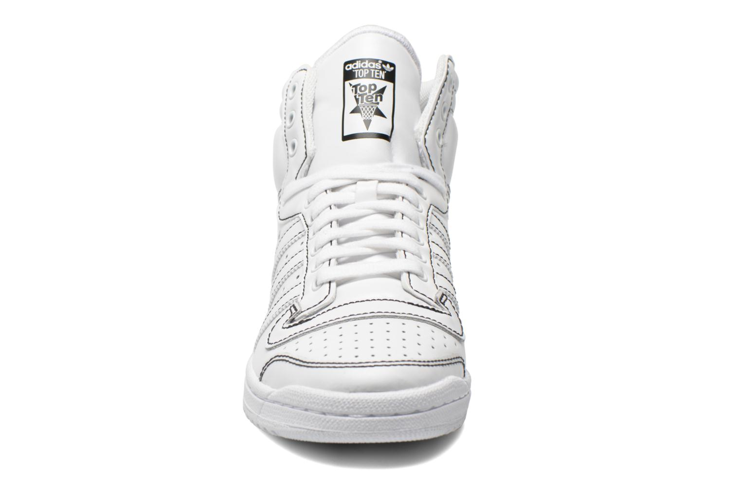 Sneakers Adidas Originals Top Ten Hi Wit model