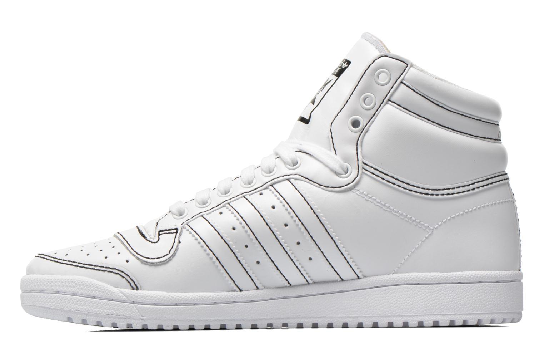 Sneakers Adidas Originals Top Ten Hi Wit voorkant