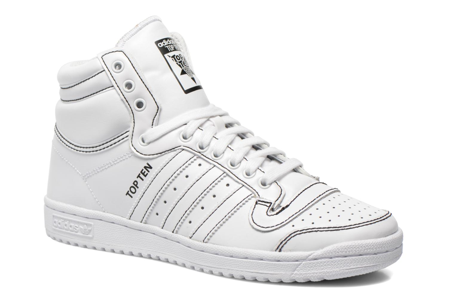 Sneakers Adidas Originals Top Ten Hi Wit detail