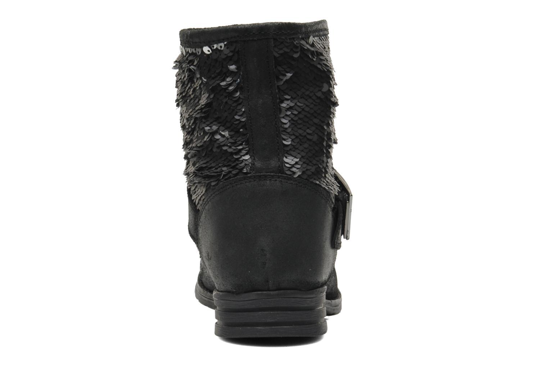 Bottines et boots Les Tropéziennes par M Belarbi Edgar Noir vue droite