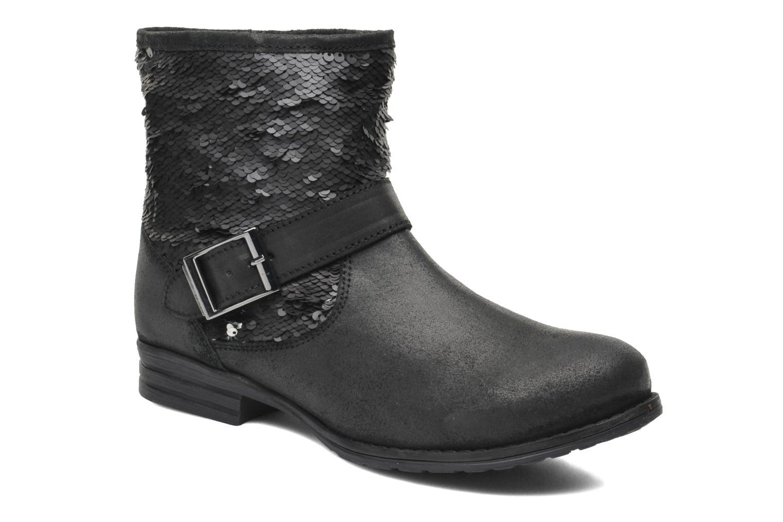 Boots en enkellaarsjes Les Tropéziennes par M Belarbi Edgar Zwart detail