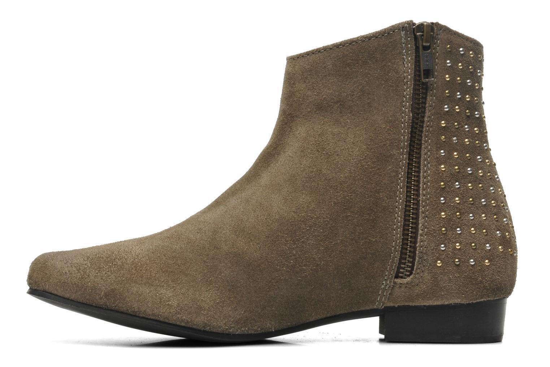 Stiefeletten & Boots Les Tropéziennes par M Belarbi Leana grau ansicht von vorne