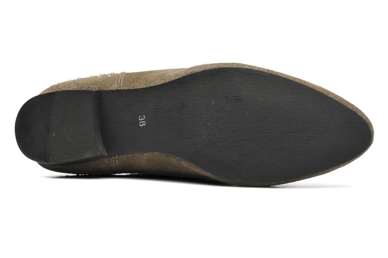 Stiefeletten & Boots Les Tropéziennes par M Belarbi Leana grau ansicht von oben