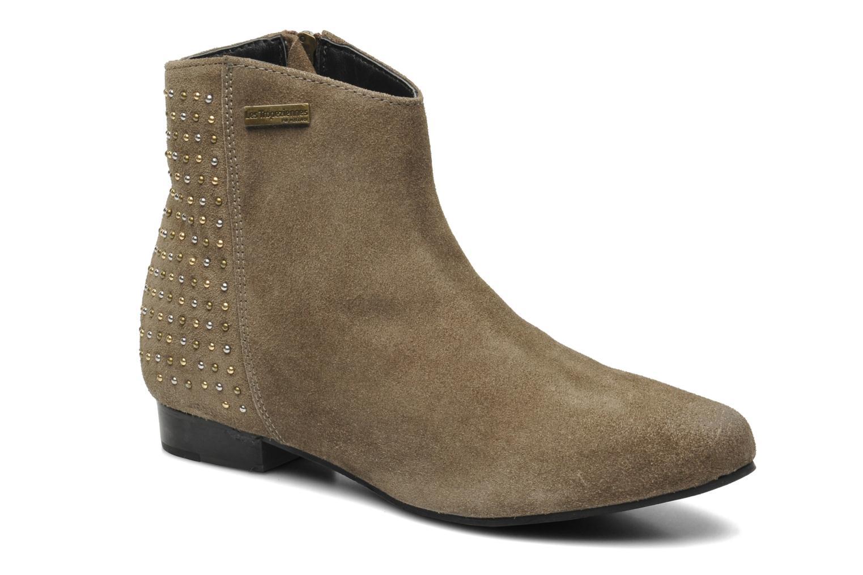 Bottines et boots Les Tropéziennes par M Belarbi Leana Gris vue détail/paire