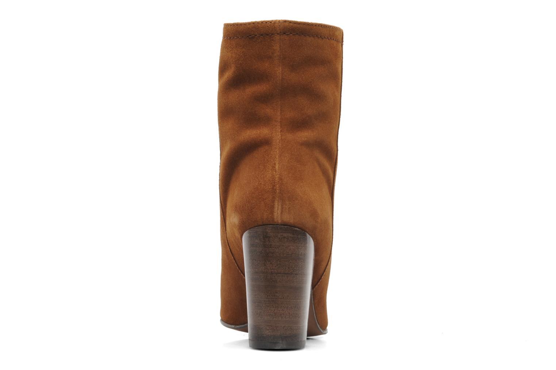 Stiefeletten & Boots Castaner Megalie braun ansicht von rechts