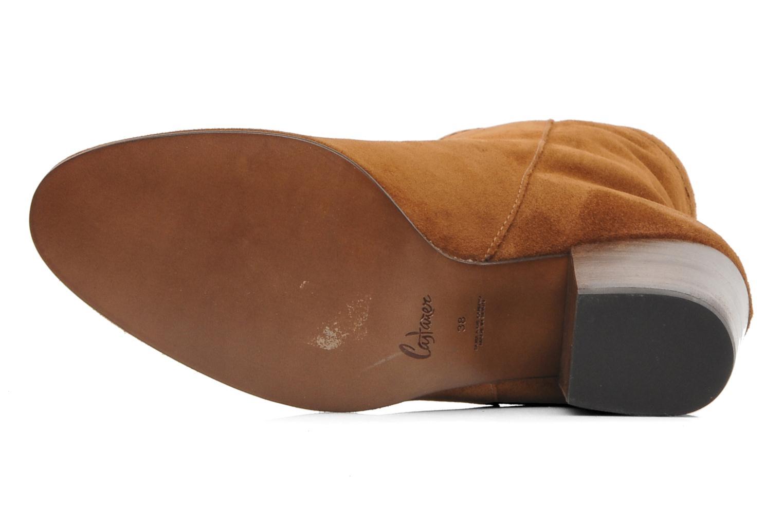 Stiefeletten & Boots Castaner Megalie braun ansicht von oben