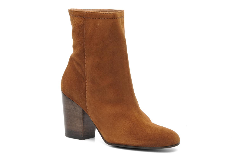 Stiefeletten & Boots Castaner Megalie braun detaillierte ansicht/modell