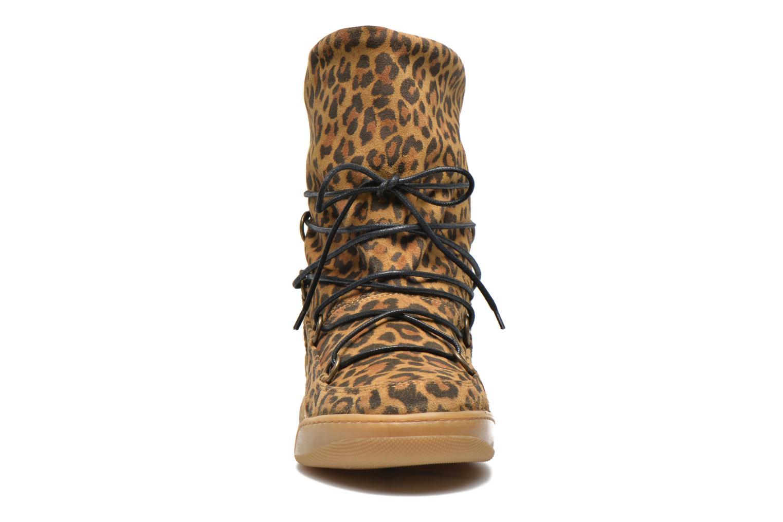 Boots en enkellaarsjes Serafini Moon Bruin model