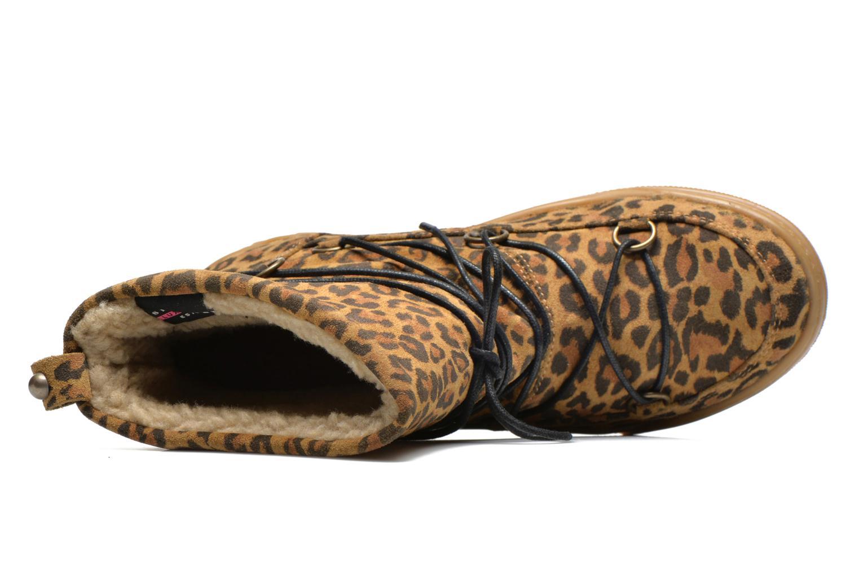 Boots en enkellaarsjes Serafini Moon Bruin links