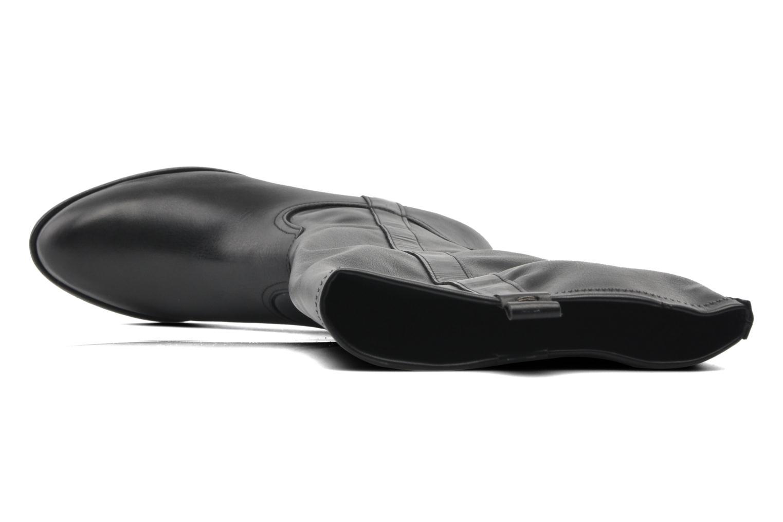 Stiefel Samoa LamiaXL schwarz ansicht von links