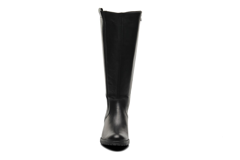 Bottes Samoa CandelaXL Noir vue portées chaussures