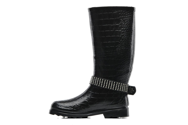 Stiefel Be Only Roxane schwarz ansicht von vorne