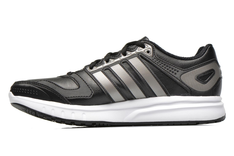 Sportschuhe Adidas Performance Galaxy Lea W schwarz ansicht von vorne