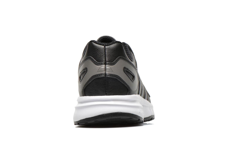 Chaussures de sport Adidas Performance Galaxy Lea W Noir vue droite
