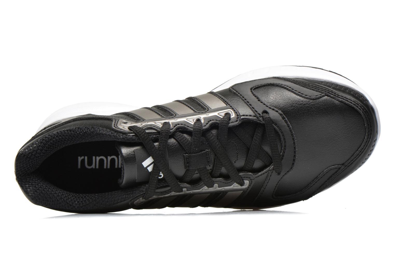 Chaussures de sport Adidas Performance Galaxy Lea W Noir vue gauche