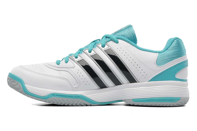 Sportschoenen Adidas Performance Response Aspire Str W Wit voorkant